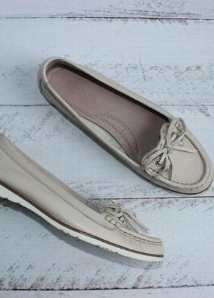 Footglove кожаные мокасины, туфли на низком