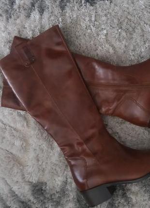 Сапожки,ботинки,чобітки,чоботи 100%шкіра від  laureana✔