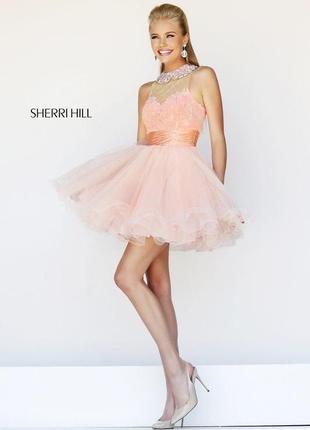 Платье sherri hill на выпускной/свадьбу/фотосессию
