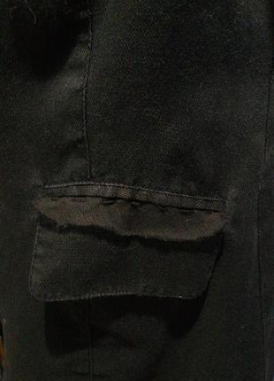 Стильний котоновий жилет на підкладці хб в стилі бохо5 фото