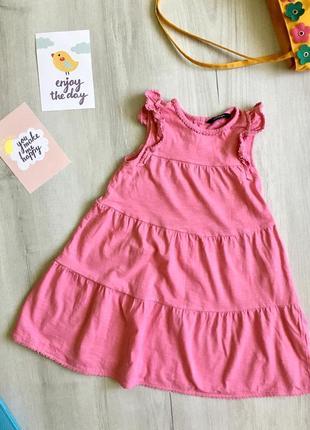 Платье на 3-4 года,сарафан, george