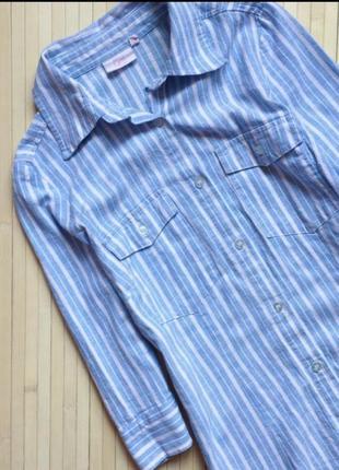 Удлиненная рубашка, рубашка-платье