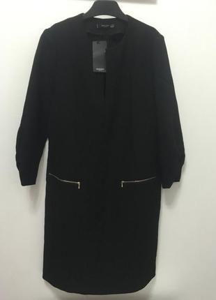 Плаття,платье чорное елегантное mango платья брендове.20%знижка