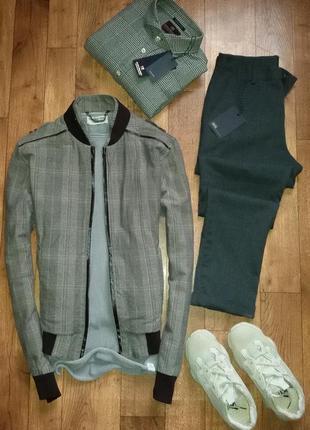 afea3ba0 Мужские кожаные ветровки 2019 - купить недорого мужские вещи в ...