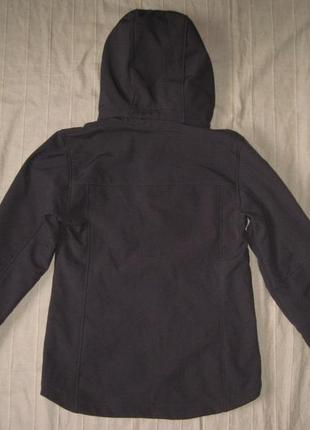 H&m (152) софтшелл теплая куртка детская2 фото
