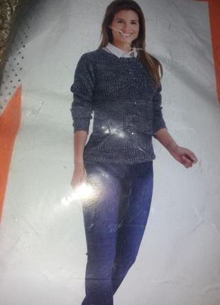 Жіночий пуловер. європейський розмір хл