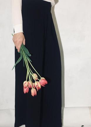 Шикарные брюки палаццо с карманами от австрийского бренда c/meo collective