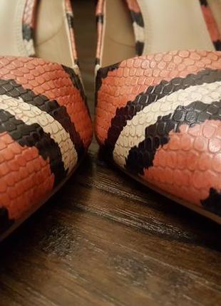 Шикарные туфли minelli 38 р.2 фото