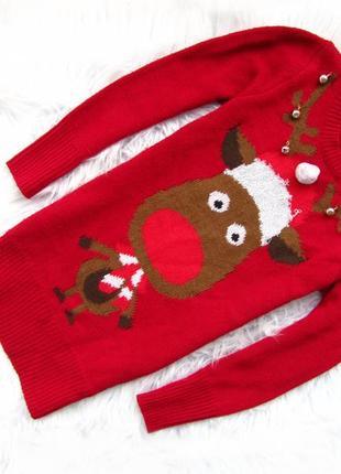 Стильная кофта свитер туника miss e-vie