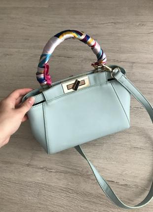 Стильна сумка fendi