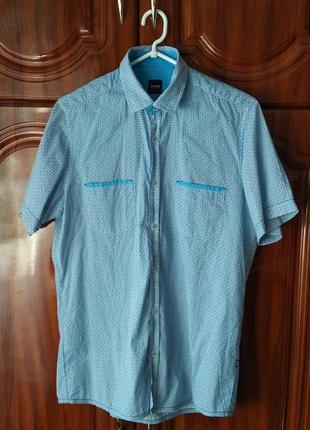 Hugo boss рубашка