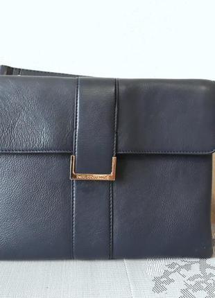 Кожаная сумка paul costelloe1 фото