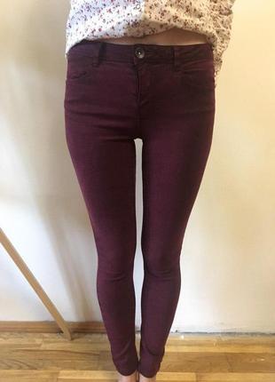 Skinny штаны ovs