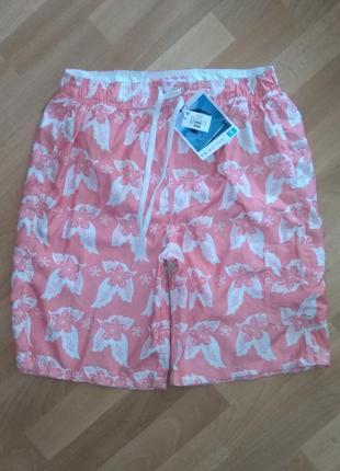 Шорты мужские primark размер l# пляжные шорты# купальные1 фото