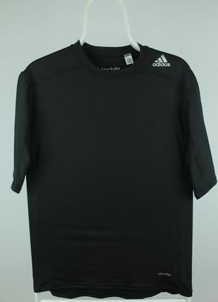 Оригинальная термо футболка adidas techfit compression