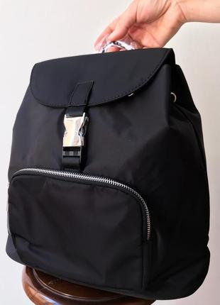 Чёрный рюкзак сумка tally weijl италия