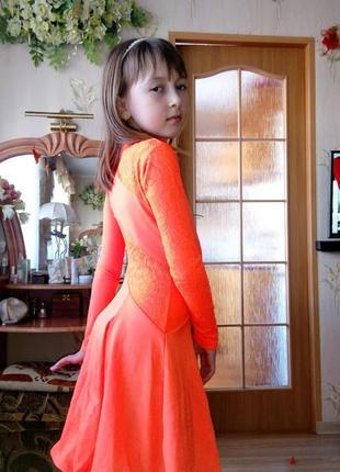 c739abfcb4eaaf0 Детские платья бейсик, для танцев 2019 - купить недорого детские ...