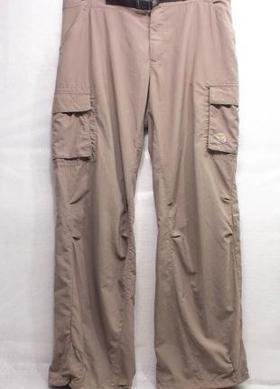 Теркинговые штаны mountain hard wear  размер l