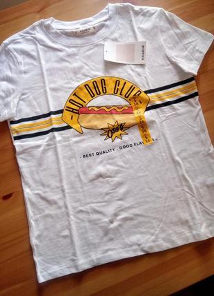 Стильная футболка pull&bear