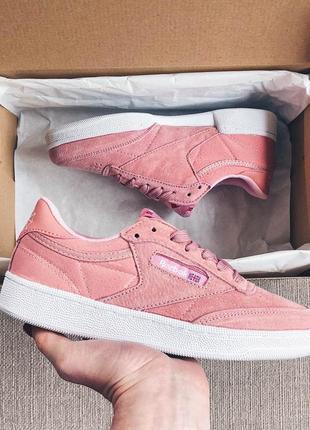 Женские кроссовки  pink1 фото