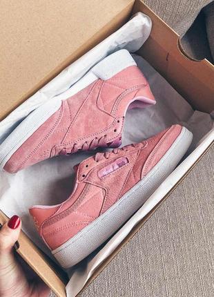 Женские кроссовки  pink2 фото