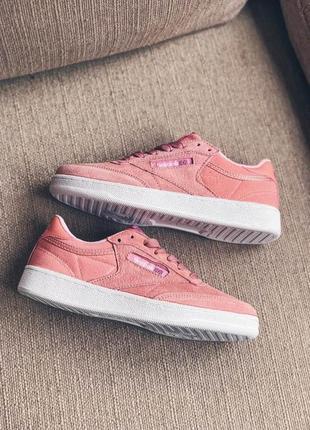 Женские кроссовки  pink10 фото