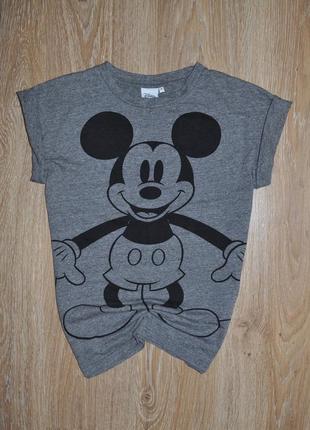 Стильная футболка с микки от disney1 фото