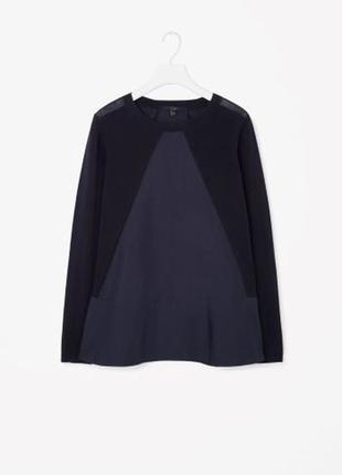 Топ блуза cos 3635721 фото