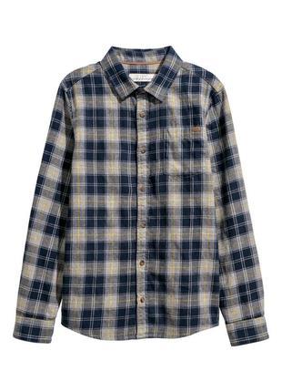 Рубашка h&m 11-12y {152см}