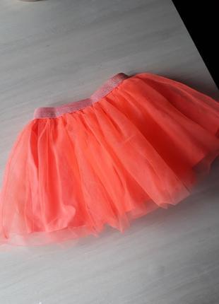 Фатиновая юбка, crazy8 - 3t