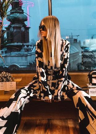 Шикарное платье h&m studio ss2018 !