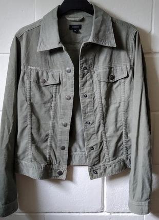 Куртка вельвет пиджак жакет