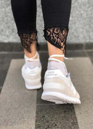 Прекрасные кроссовки new balance из мягкой замши (весна-лето-осень)😍5 фото