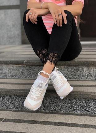 Прекрасные кроссовки new balance из мягкой замши (весна-лето-осень)😍6 фото