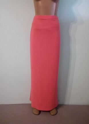 Супер юбка в пол boohoo
