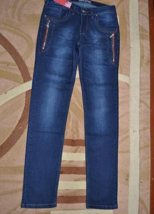 Фирменные женские джинсы. р 30