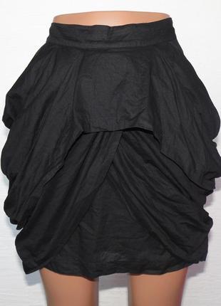 Юбка m-l хлопок - фирменная одежда