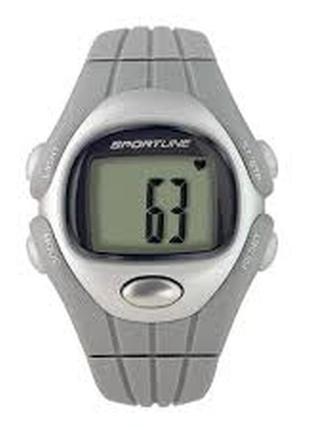 Sportline 3635 solo 900 unisex часы со встроенным пульсометром