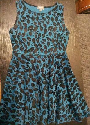 Платье велюровое apricot