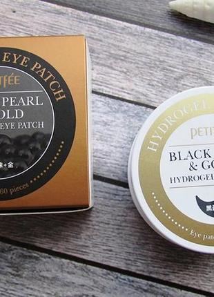 Патчи корейские petitfee gold pearl оригинал новые