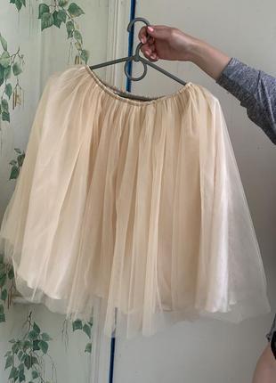 Фатиновая юбка!!!)))))