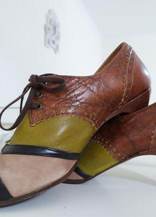 Ексклюзив туфли ручной работы chie mihara made in spain