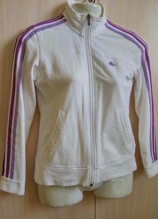 Курточка adidas - оригинал  100%cotton