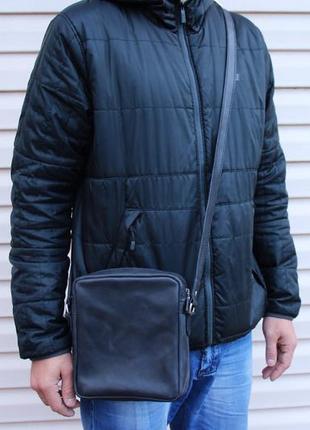 7578cb0ac715 Мужские кожаные сумки 2019 - купить недорого мужские вещи в интернет ...