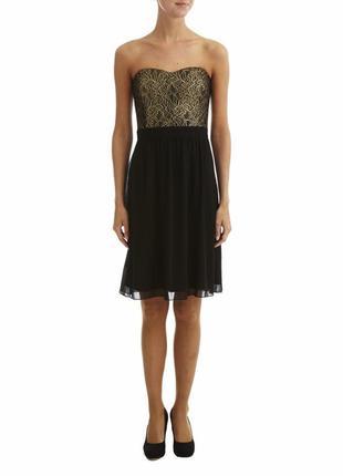 Корсетное нарядное платье vila