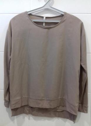 Базовий  мягкий тонкий пуловер кофта