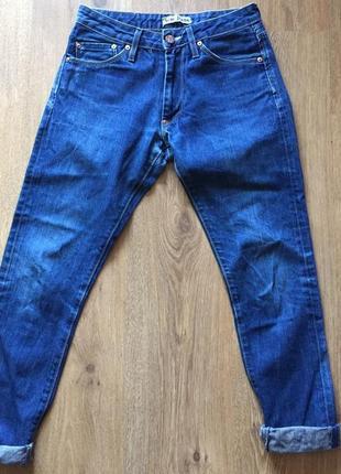 Темно-синие джинсы acne studios