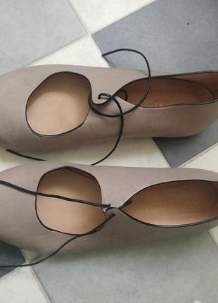 Туфли из мягчайшей кожи от viola fonti италия