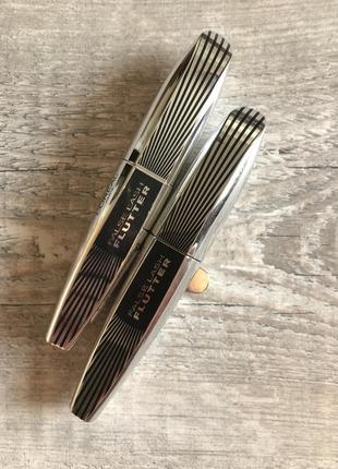 Тушь до ресниц loreal false lash flutter mascara black