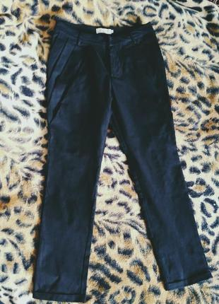 Штаны чёрные